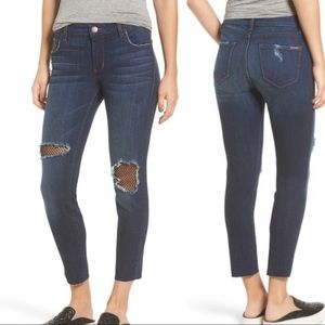 STS Blue Taylor Straight Leg Jeans Chamber Wash 25